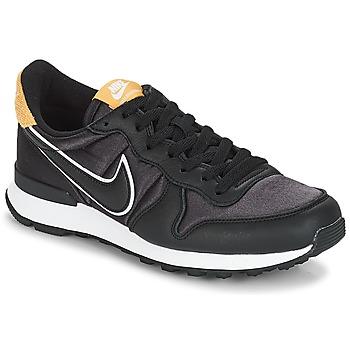 Schuhe Damen Sneaker Low Nike INTERNATIONALIST HEAT Schwarz / Gold