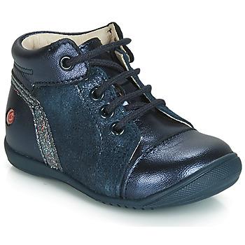 Schuhe Mädchen Sneaker High GBB ROSEMARIE Marineblau