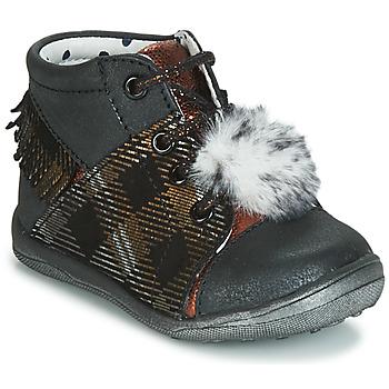 Schuhe Mädchen Sneaker High Catimini PEPITA Kupferstich