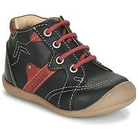 Schuhe Jungen Sneaker High Catimini GASTON Rot