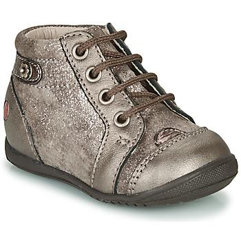 Schuhe Mädchen Sneaker High GBB NICOLE Maulwurf
