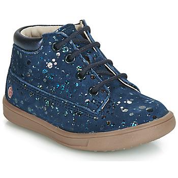 Schuhe Mädchen Sneaker High GBB NINON Marine