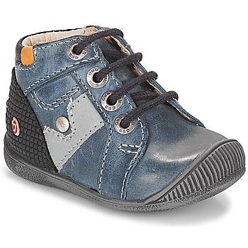 Scarpe Bambino Sneakers alte GBB REGIS Marine