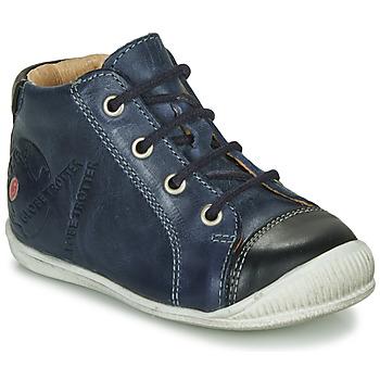 Schuhe Jungen Boots GBB NOE Marineblau