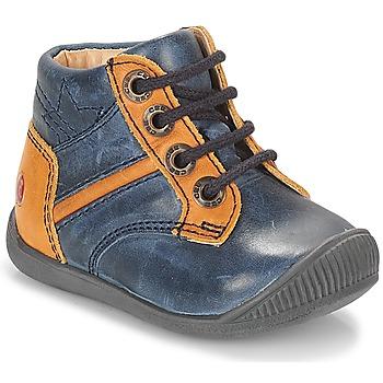 Chaussures Garçon Baskets montantes GBB RATON Marine