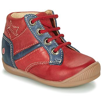 Schuhe Jungen Sneaker High GBB RATON Rot