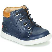 Schuhe Jungen Sneaker High GBB NERISSON Marine / Dpf / Messi