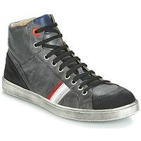 Scarpe Bambino Sneakers alte GBB ANGELO Grigio