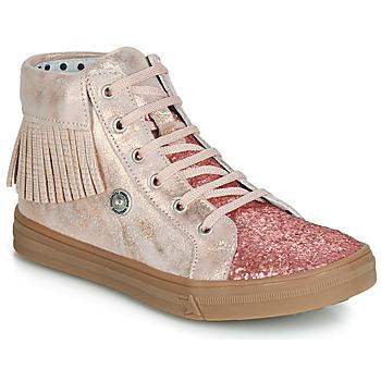 Schuhe Mädchen Sneaker High Catimini LOULOU Rose
