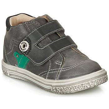 Schuhe Jungen Sneaker High Catimini BICHOU Grau