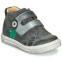 Chaussures Garçon Baskets montantes Catimini BICHOU Gris