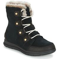 Chaussures Femme Boots Sorel SOREL EXPLORER JOAN Noir
