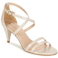 Chaussures Femme Sandales et Nu-pieds JB Martin 2SUNRISE Naturel