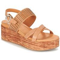 Schuhe Damen Sandalen / Sandaletten Un Matin d'Eté DAO Braun,
