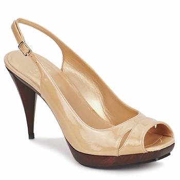 Schuhe Damen Sandalen / Sandaletten Stuart Weitzman ARAGON Beige