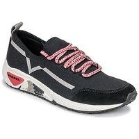 Schuhe Damen Sneaker Low Diesel S-KBY Schwarz