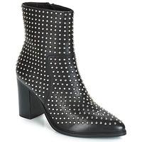 Chaussures Femme Bottines Steve Madden RADLEY Noir
