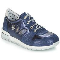 Chaussures Fille Baskets basses Catimini CHOCHOTTE Bleu