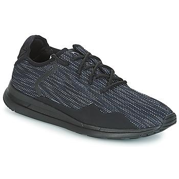 Schuhe Herren Sneaker Low Le Coq Sportif SOLAS PREMIUM Schwarz