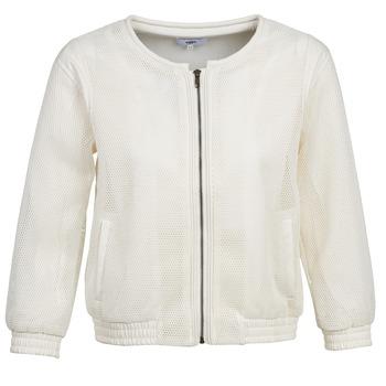 Kleidung Damen Jacken / Blazers Suncoo DANA Weiss