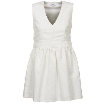 Abbigliamento Donna Abiti corti Suncoo CAGLIARI Bianco