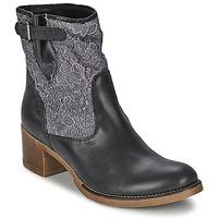 Chaussures Femme Bottines Meline ALESSANDRA Noir