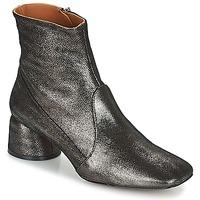 Schuhe Damen Low Boots Castaner LAYNA Silber