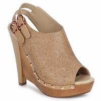 Chaussures Femme Sabots Zandra Rhodes BROWNWYN Sable