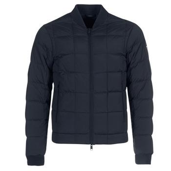 Vêtements Homme Doudounes Emporio Armani REWA Marine