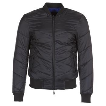 Vêtements Homme Doudounes Emporio Armani YWES Noir