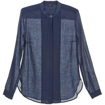 Kleidung Damen Tops / Blusen Joseph LO Marineblau