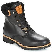 Schuhe Damen Boots Panama Jack PANAMA Schwarz