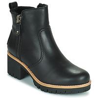 Schuhe Damen Boots Panama Jack PAULINE Schwarz