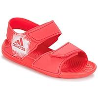 Schuhe Mädchen Sandalen / Sandaletten adidas Performance ALTASWIM C Rose