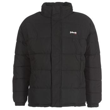 Abbigliamento Piumini Schott NEBRASKA Nero
