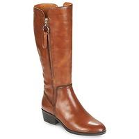Chaussures Femme Bottes ville Pikolinos DAROCA W1U Camel