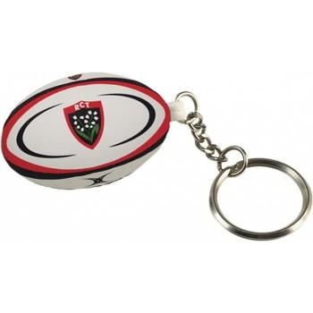 Accessoires textile Porte-clés Gilbert Porte clés - Rugby Club Toulon Noir et Rouge