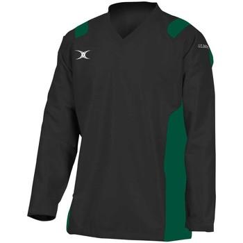 Vêtements Sweats Gilbert Vareuse rugby adulte - Contact Noir