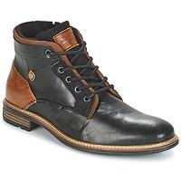 Chaussures Homme Boots Bullboxer NIRINA Noir