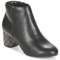Chaussures Femme Bottines Moony Mood JAPSERA Noir