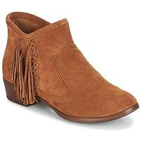 Chaussures Femme Bottines Minnetonka BLAKE BOOT Camel
