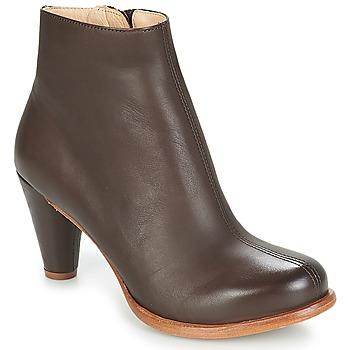 Schuhe Damen Low Boots Neosens BEBA Braun,