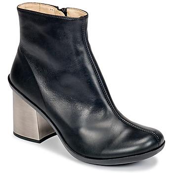 Schuhe Damen Low Boots Neosens MARQUES DE CACERES Schwarz