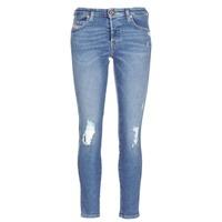 Vêtements Femme Jeans slim Diesel BABHILA Bleu 084WP
