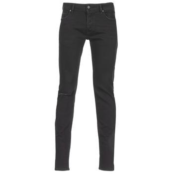 Vêtements Homme Jeans skinny Diesel SLEENKER Noir 084ZN
