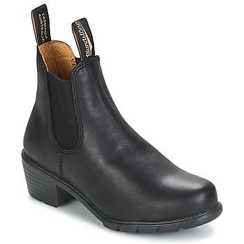 Chaussures Femme Boots Blundstone WOMEN'S HEEL CHELSEA BOOT 1671 Noir