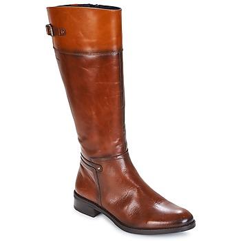 Schuhe Damen Klassische Stiefel Dorking TIERRA Braun,