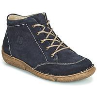 Schuhe Damen Boots Josef Seibel Neele 01 Marine