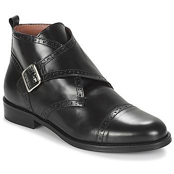 Schuhe Damen Boots Jonak DRISANA Schwarz