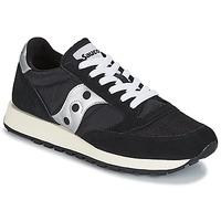 Schuhe Sneaker Low Saucony JAZZ ORIGINAL VINTAGE Schwarz / Weiss